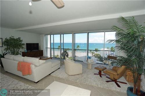 Photo of Listing MLS f10198685 in 1530 S Ocean Blvd #603 Pompano Beach FL 33062