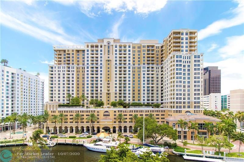 Photo of 511 SE 5th Ave #804, Fort Lauderdale, FL 33301 (MLS # F10252685)