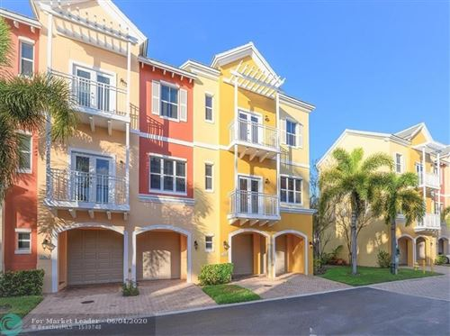 Photo of 2361 Vintage Dr #2361, Lighthouse Point, FL 33064 (MLS # F10213686)
