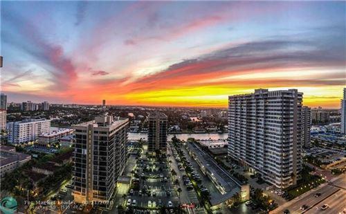 Photo of 2030 S Ocean #2027, Hallandale, FL 33009 (MLS # F10220687)