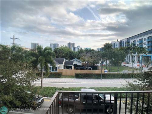 Tiny photo for 115 NE 6th street #2-115, Fort Lauderdale, FL 33304 (MLS # F10236687)