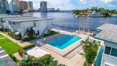 Photo of 425 Bayshore Dr #12, Fort Lauderdale, FL 33304 (MLS # F10254687)