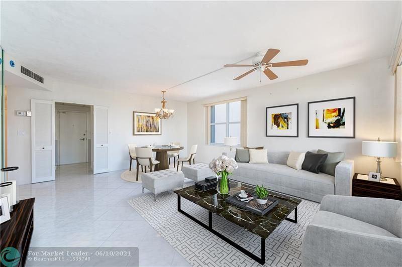 Photo of 3300 NE 36th St #616, Fort Lauderdale, FL 33308 (MLS # F10278687)