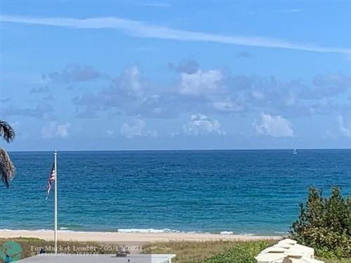Photo of 1900 S Ocean Blvd #2L, Lauderdale By The Sea, FL 33062 (MLS # F10284688)