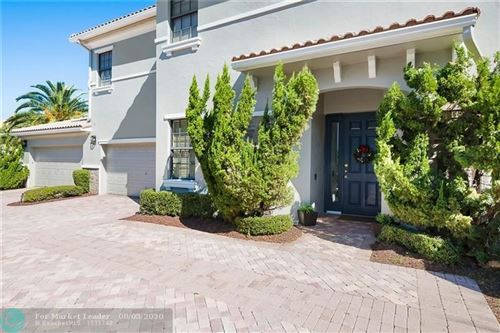Photo of 7650 Old Thyme CT #13c, Parkland, FL 33076 (MLS # F10241689)