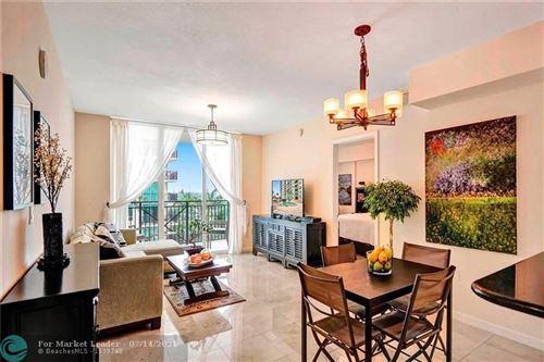 Photo of 610 W Las Olas Blvd #1119N, Fort Lauderdale, FL 33312 (MLS # F10292689)