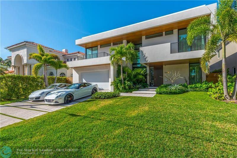 Photo of 603 Solar Isle, Fort Lauderdale, FL 33301 (MLS # F10225689)
