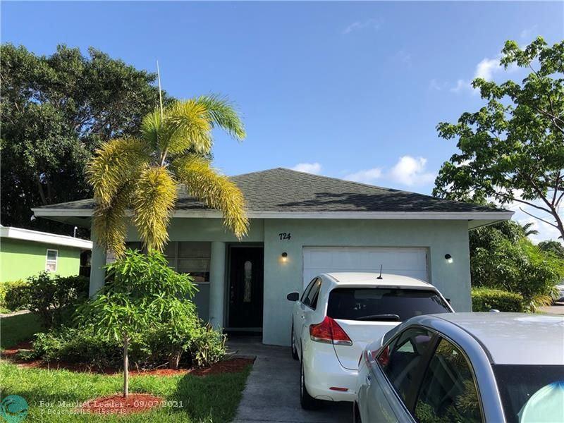 724 SW 9th St, Delray Beach, FL 33444 - #: F10297689