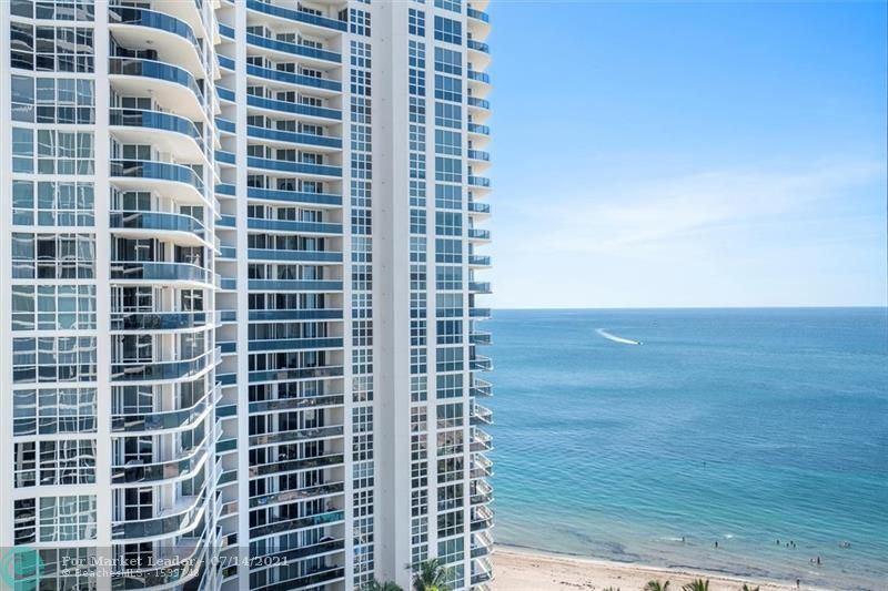 Photo of 3100 N Ocean Blvd #1705, Fort Lauderdale, FL 33308 (MLS # F10291690)