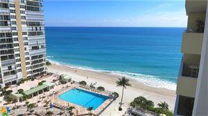 Photo of 4250 Galt Ocean Dr #14L, Fort Lauderdale, FL 33308 (MLS # F10125691)