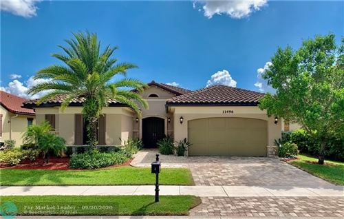 Photo of 11496 NW 79th Mnr, Parkland, FL 33076 (MLS # F10247691)