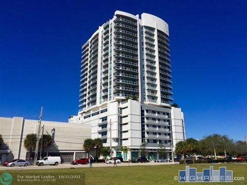 Photo of 3rd Ave NE 3rd Ave #1503, Fort Lauderdale, FL 33301 (MLS # F10305691)
