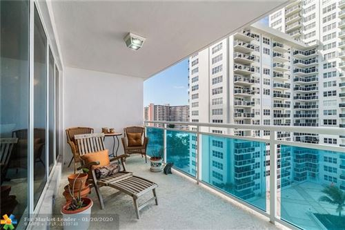 Tiny photo for 3430 Galt Ocean Dr #904, Fort Lauderdale, FL 33308 (MLS # F10211692)