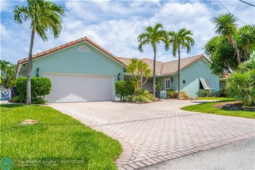 Foto de inmueble con direccion 4200 NE 23RD TE Lighthouse Point FL 33064 con MLS F10229692