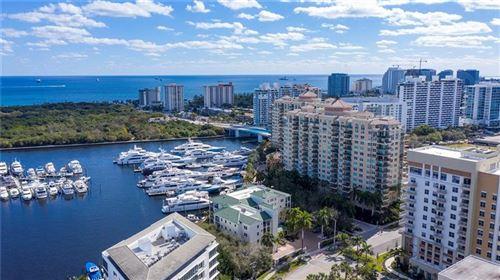 Photo of 1050 Seminole Dr #4A, Fort Lauderdale, FL 33304 (MLS # F10265692)