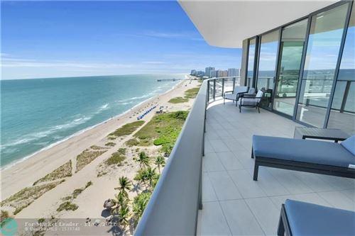 Photo of 730 N Ocean Blvd. #1504, Pompano Beach, FL 33062 (MLS # F10305692)