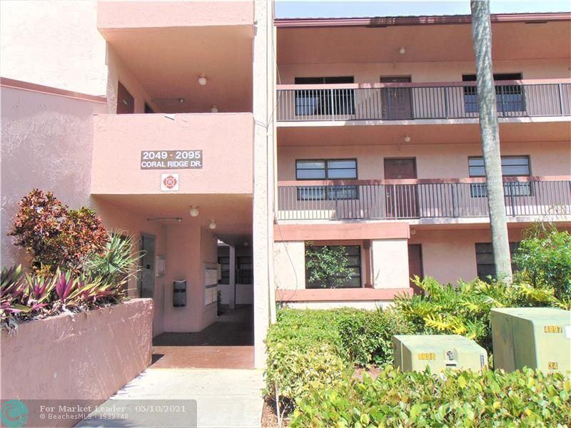 2057 Coral Ridge Dr #N105, Coral Springs, FL 33071 - #: F10282692