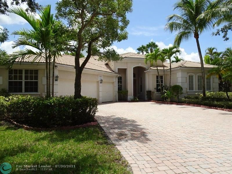 5041 NW 112th Dr, Coral Springs, FL 33076 - #: F10294692
