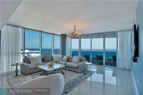 Photo of 1600 S Ocean Blvd #1704, Lauderdale By The Sea, FL 33062 (MLS # F10218693)