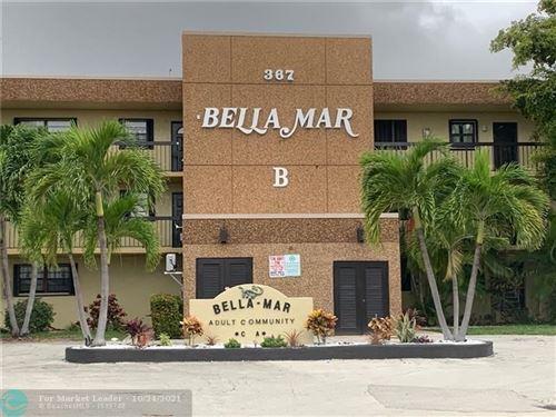 Photo of 367 S Federal Hwy #B306, Deerfield Beach, FL 33441 (MLS # F10305693)