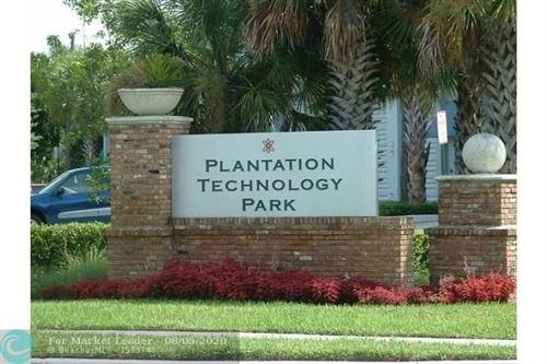 Foto de inmueble con direccion 6761 W Sunrise Blvd #12 Plantation FL 33313 con MLS F10241694