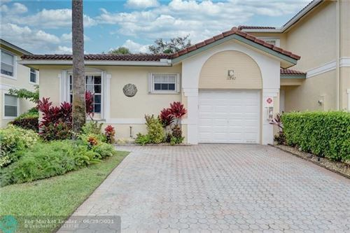 Photo of 11742 NW 47th Dr. #11742, Coral Springs, FL 33076 (MLS # F10289695)