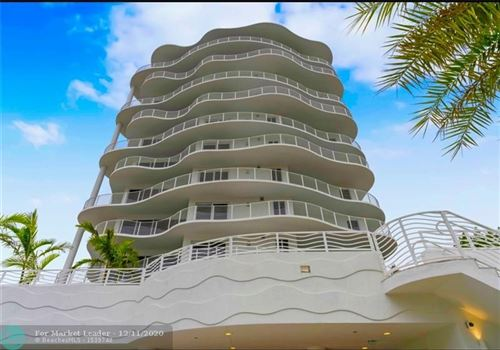 Photo of 612 Bayshore Drive #701, Fort Lauderdale, FL 33304 (MLS # F10260696)