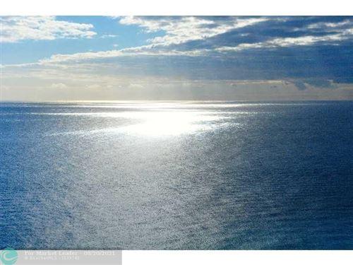 Photo of 16699 Collins Ave #2408, Sunny Isles Beach, FL 33160 (MLS # F10297696)