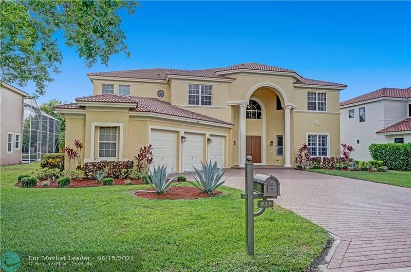 935 NW 118th Ln, Coral Springs, FL 33071 - #: F10288696