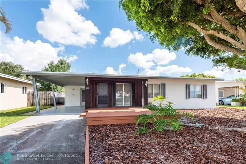 401 NW 28th Ct, Wilton Manors, FL 33311 - #: F10292696