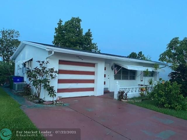 Photo of 1460 NW 69th Ave, Margate, FL 33063 (MLS # F10293696)