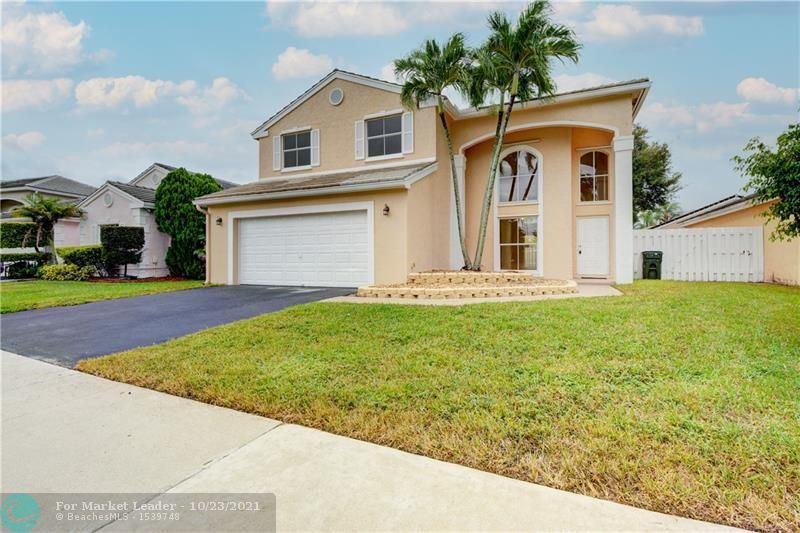 5256 NW 55th St, Coconut Creek, FL 33073 - #: F10305698