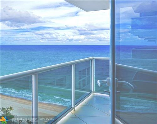 Photo of 3500 Galt Ocean Dr #2112, Fort Lauderdale, FL 33308 (MLS # F10199699)