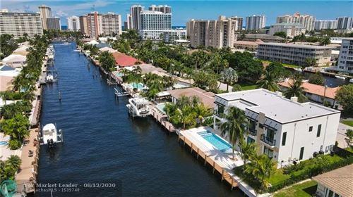 Photo of 2817 NE 35 Street, Fort Lauderdale, FL 33316 (MLS # F10212699)