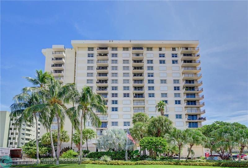 Photo of 1900 S Ocean Blvd #6N, Lauderdale By The Sea, FL 33062 (MLS # F10300699)