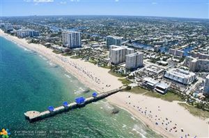 Photo of 133 N Pompano Beach Blvd #PH 7, Pompano Beach, FL 33062 (MLS # F10185700)