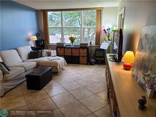 Photo of 9481 Evergreen Pl #306, Davie, FL 33324 (MLS # F10251700)