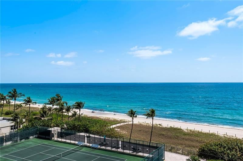 Photo of 5100 N Ocean Blvd #808, Lauderdale By The Sea, FL 33308 (MLS # F10280700)