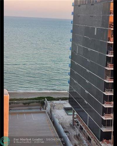Photo of 1980 S Ocean Dr #16L, Hallandale Beach, FL 33009 (MLS # F10305701)