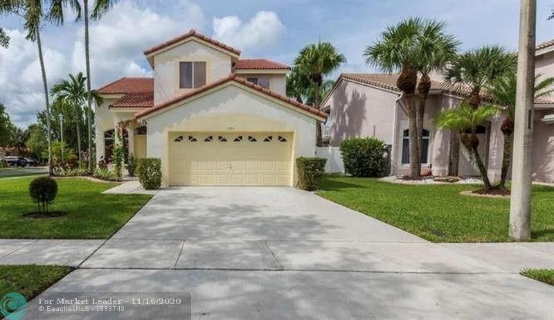 Photo of 17831 NW 19th St, Pembroke Pines, FL 33029 (MLS # F10258701)