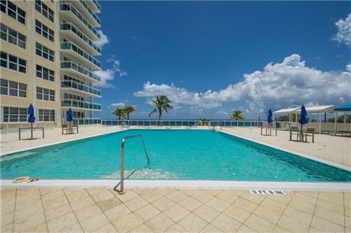 Photo of 3900 Galt Ocean Dr #1609, Fort Lauderdale, FL 33308 (MLS # F10241702)