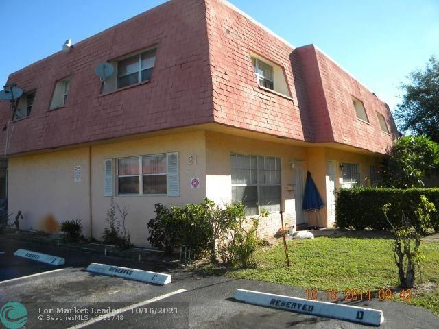 Photo of 2524 NW 52nd Ave #21-A, Lauderhill, FL 33313 (MLS # F10304703)
