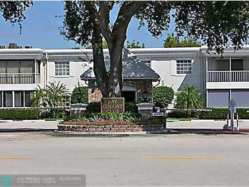 6461 Bay Club Dr #3, Fort Lauderdale, FL 33308 - #: F10288704