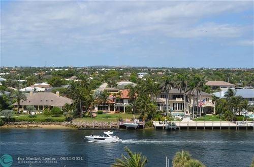 Photo of 1051 NW Hillsboro Mile #709E, Hillsboro Beach, FL 33062 (MLS # F10283705)