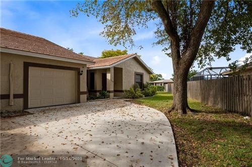 Photo of 11808 NW 32nd Ct, Coral Springs, FL 33065 (MLS # F10305705)