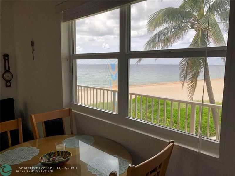 Photo for 1480 S Ocean Blvd #321, Lauderdale By The Sea, FL 33062 (MLS # F10222705)
