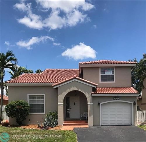 Photo of Listing MLS f10228706 in 12751 NW 15th St Sunrise FL 33323