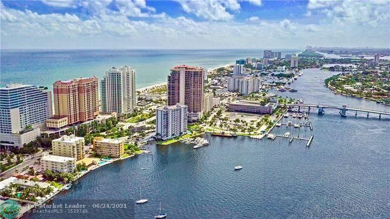Photo of 100 S Birch Rd #2605, Fort Lauderdale, FL 33316 (MLS # F10287706)