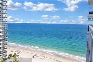 Photo of 3430 GALT OCEAN DR #1603, Fort Lauderdale, FL 33308 (MLS # F10147707)