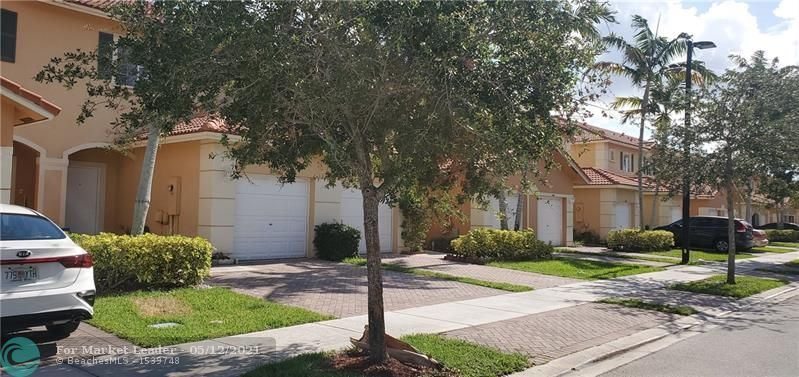Photo of 5585 Monte Carlo Pl, Margate, FL 33068 (MLS # F10279707)